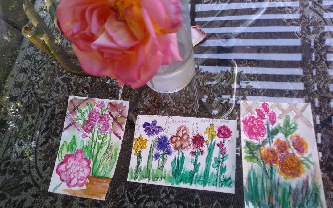 Workshops at Two Hands Paperie in Boulder, Colorado