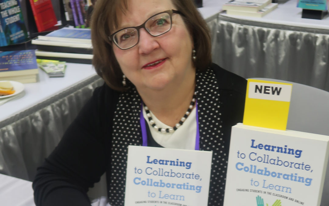 Learning to Collaborate, Collaborating to Learn is out!